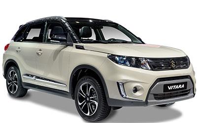 SUZUKI VITARA GLX DDiS 120HP 4WD TCSS